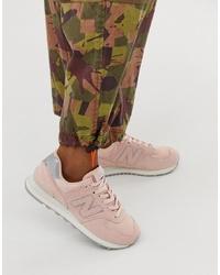 rosa Sportschuhe von New Balance