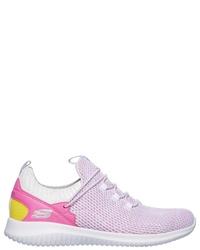 rosa Sportschuhe von Skechers