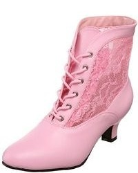 rosa Stiefel