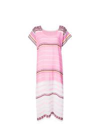 rosa Strandkleid von Lemlem