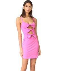 rosa Strandoberteil von Moschino