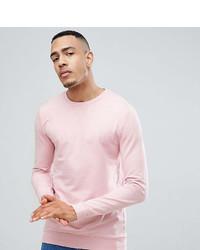rosa Sweatshirt von Asos