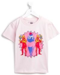 rosa T-shirt von No Added Sugar