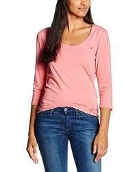 rosa T-shirt von Tommy Hilfiger