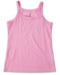 rosa Trägershirt