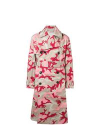rosa Trenchcoat