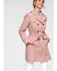 rosa Trenchcoat von Aniston CASUAL