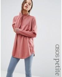 rosa Tunika von Asos