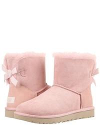 rosa Ugg Stiefel