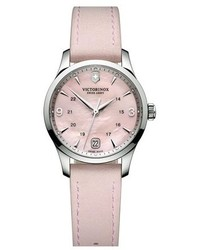 rosa Uhr