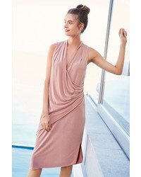 rosa Wickelkleid von NEXT