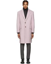 rosa Wollüberzug von Versace