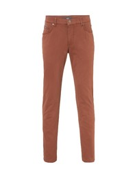 rotbraune Jeans von Brax