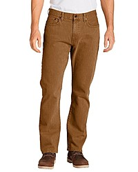 rotbraune Jeans von Eddie Bauer