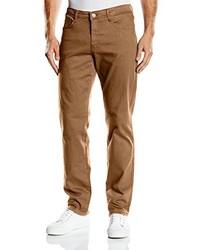 rotbraune Jeans von H.I.S