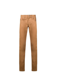 rotbraune Jeans von Naked And Famous