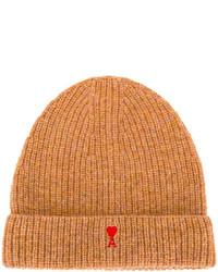 Modische rotbraune Mütze für Herren für Winter 2020 kaufen
