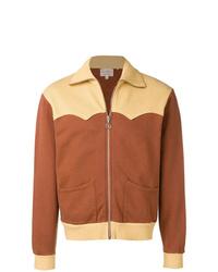 rotbraune Shirtjacke von Levi's Vintage Clothing