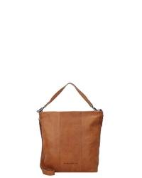 rotbraune Shopper Tasche aus Leder von The Chesterfield Brand