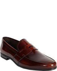 Rotbraune slipper original 2313879