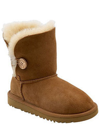 Rotbraune Ugg Stiefel
