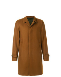 rotbrauner Mantel von Hevo
