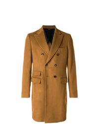 rotbrauner Mantel von Tonello