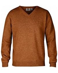 rotbrauner Pullover von Fjallraven