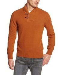 rotbrauner Pullover von Oxbow