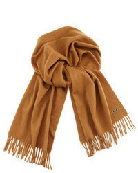 rotbrauner Schal