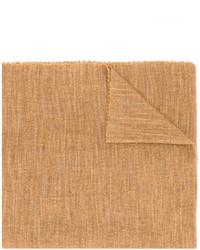 rotbrauner Schal von Faliero Sarti