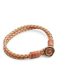 rotbraunes Armband