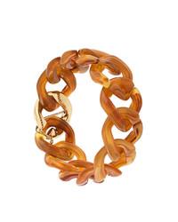 rotbraunes Armband von Isabel Marant
