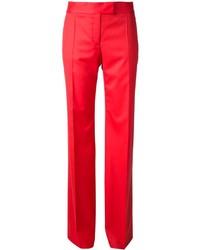 rote Anzughose von Stella McCartney