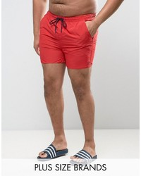 rote Badeshorts von French Connection