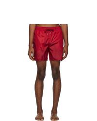 rote Badeshorts von Moncler