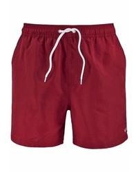 rote Badeshorts von s.Oliver RED LABEL Beachwear