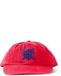 rote Baseballkappe von Polo Ralph Lauren
