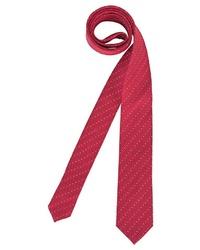rote bedruckte Krawatte von Roy Robson