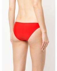 rote Bikinihose von Matteau