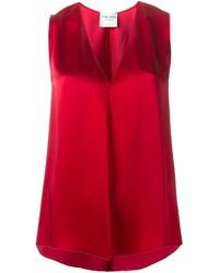 rote Bluse von Forte Forte