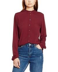 rote Bluse von s.Oliver