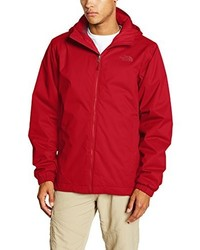 rote Bomberjacke von The North Face