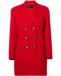 rote Cabanjacke von Versace