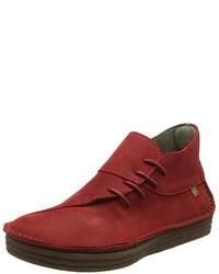 rote Chukka-Stiefel von El Naturalista