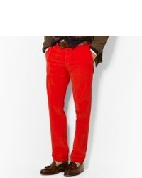 rote Cordjeans