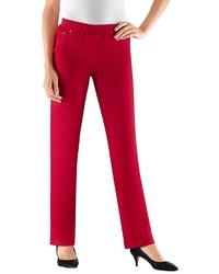rote Hose von CLASSIC BASICS