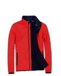 rote Jacke von EXUMA