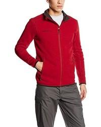 rote Jacke von Mammut