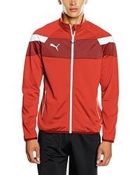 rote Jacke von Puma